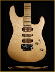 Charvel Guthrie Govan Signature Model with Birdseye Maple Top