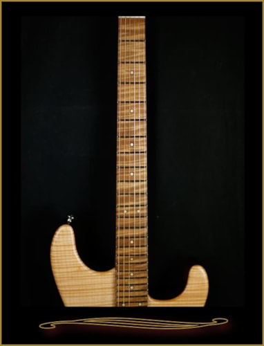 2015 Charvel Guthre Govan Signature Model with Flame Maple Top