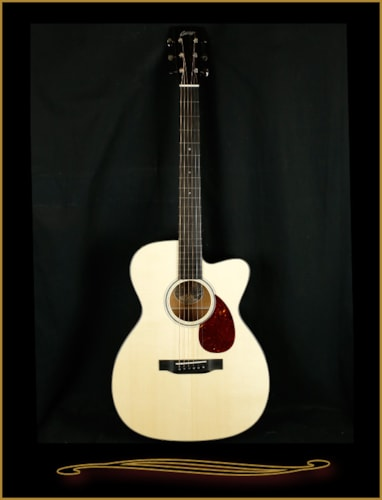 2015 Collings OM1 with German Spruce Top and Cutaway