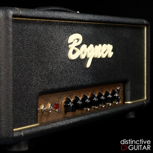 Bogner Helios 50W Tube Head