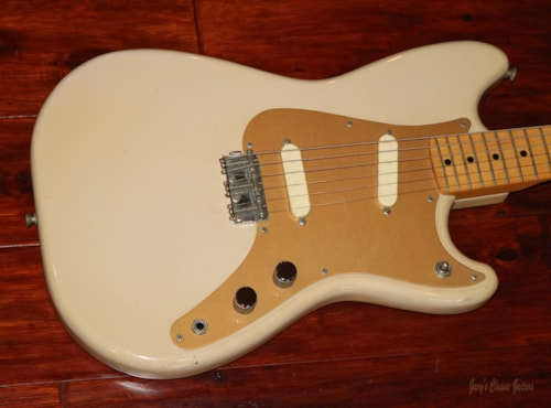 1959 Fender® Duo-Sonic   (#FEE0859)