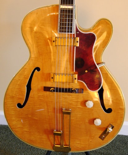 1953 Epiphone - New York Zephyr Deluxe Regent