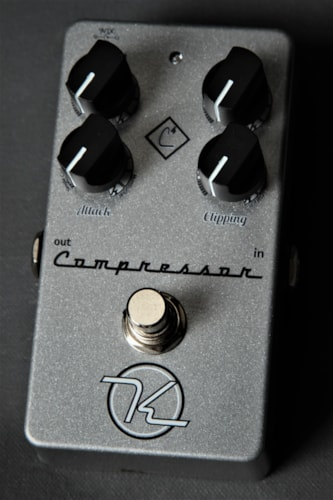 Keeley 4 Knob Compressor