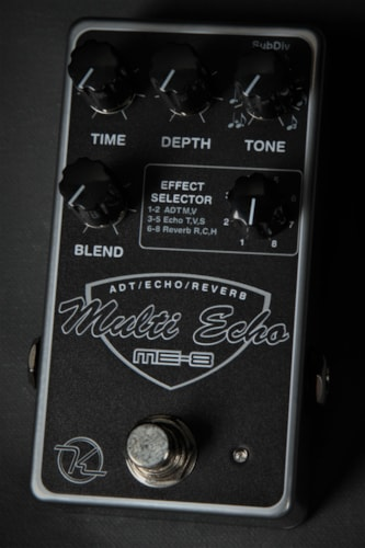 Keeley Multi Echo