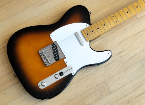 1996 Fender® '55 Reissue Telecaster® Electric Guitar TL55 MIJ Japan