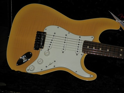 2014 Fender® Custom Shop Stratocaster® Slab Body