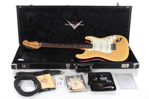 2014 Fender Custom Shop Stratocaster Slab Body