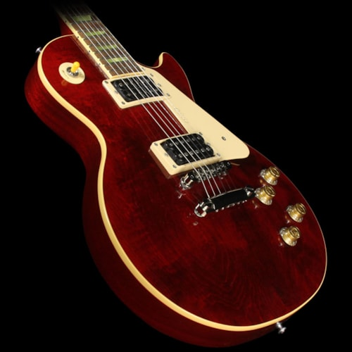 Gibson Custom Shop Used 2008 Gibson Les Paul Classic Electric Guitar Wine Red