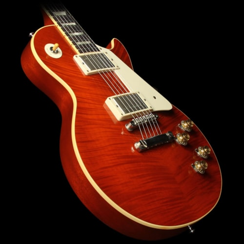 Gibson Used 2010 Gibson Custom Shop 1959 Les Paul Reissue Electric Guitar Faded Cherry