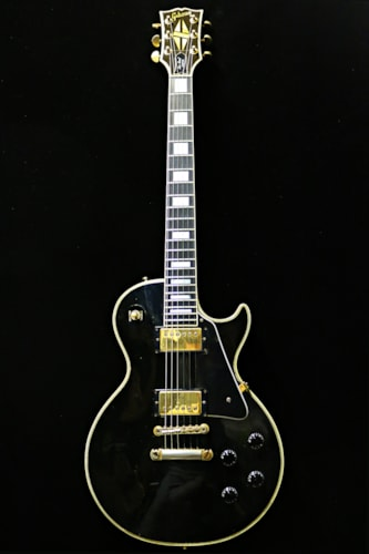 1971 Gibson Les Paul Custom Black Beauty