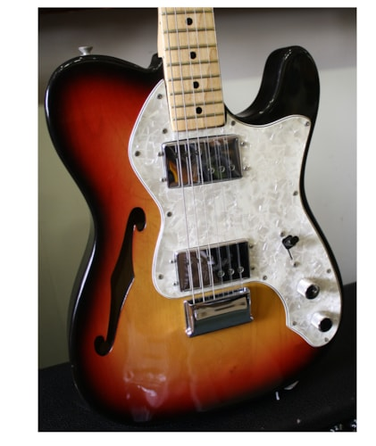 1972 Fender® Thinline Telecaster®