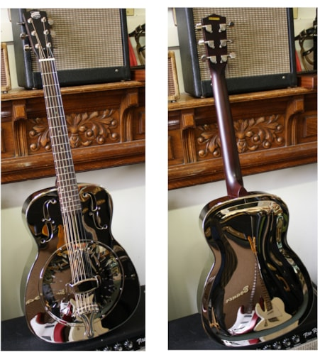 Recording King Resonator guitar RM-998-D