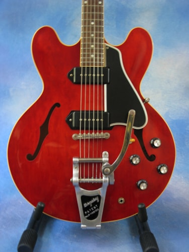 2013 Gibson Es-330 Historic Collection Bigsby