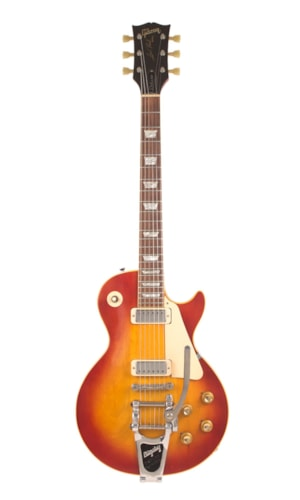 1972 Gibson Les Paul Deluxe with Bigsby