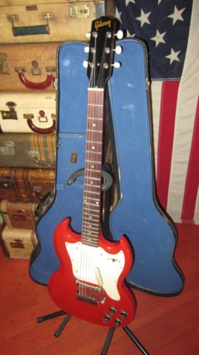 1967 Gibson Melody Maker D Double Pickup SG