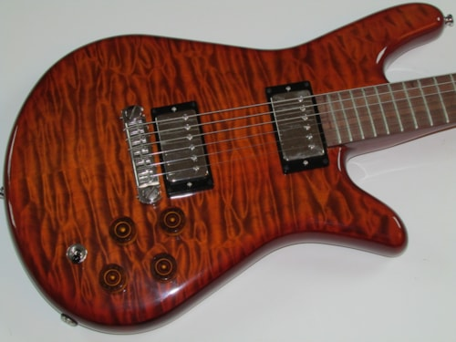 2004 Spector USA Arc 6 Guitar PROTOTYPE #4