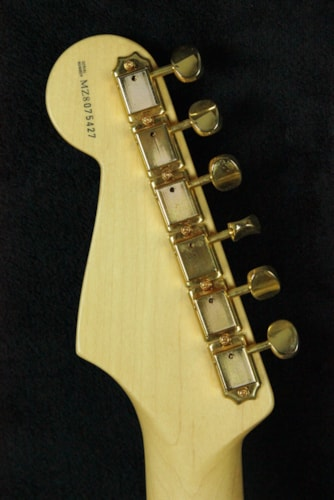 2008 Fender® Deluxe Players Stratocaster® D0125
