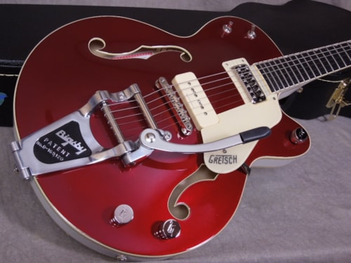 2015 Gretsch® G6115TC Red Betty Jr.