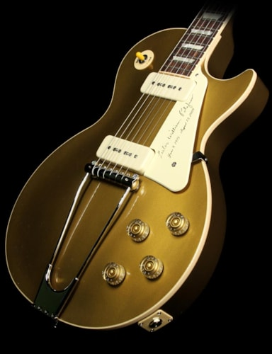 Gibson Used Gibson Tribute to Les Paul Electric Guitar Bullion Gold