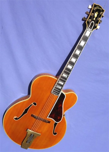 ~1962 Gibson L-5CTN, 'Lonesome George'