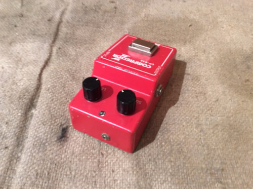 ~1981 Ibanez CP-835 Compressor II Pedal
