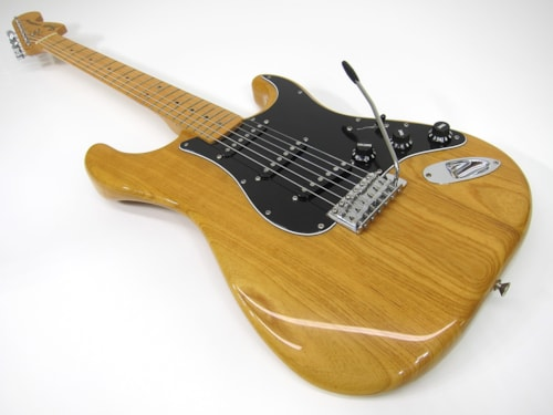 1979 fender stratocaster natural swap ash guitars electric solid body vintage gear america. Black Bedroom Furniture Sets. Home Design Ideas