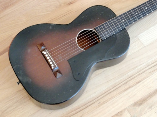~1935 Oahu by Kay Square Neck Vintage Acoustic Steel Guitar 0-Size