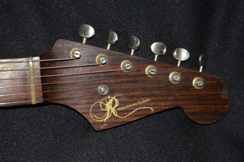 2015 Rittenhouse Rosewood Neck S type