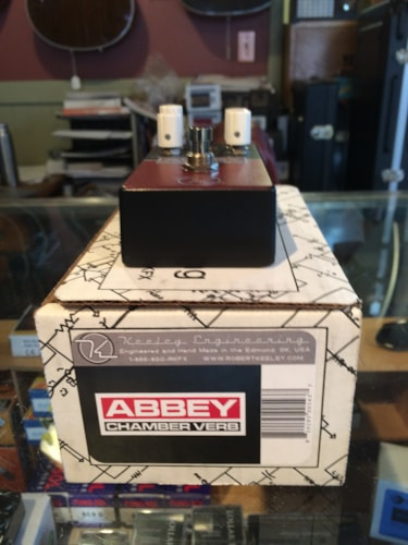 Keeley Abbey Chamber Reverb