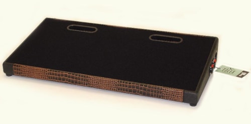 "Blackbird 2.0 Binary Custom Tolex Series 12""X24"" Pedalboard"