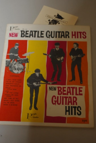1965 The Beatles Memorabilia