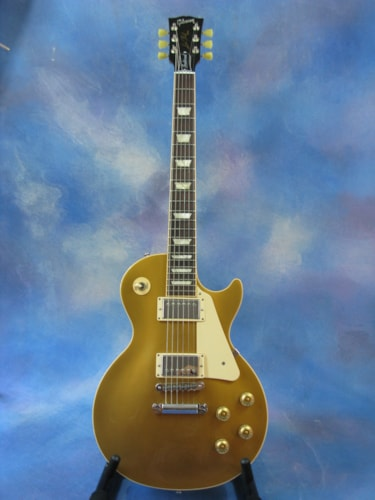 2011 Gibson Traditional Les Paul Goldtop