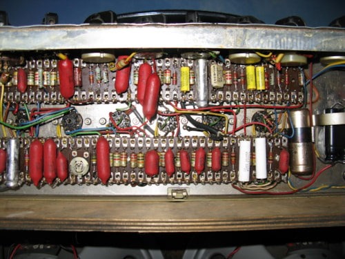 1966 Vox AC 30 Top Boost
