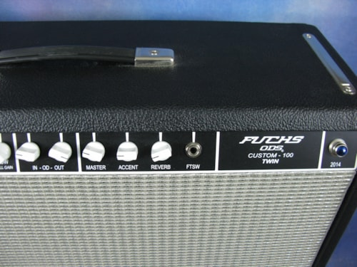 Fuchs ***ON HOLD***ODS-Custom 100 Twin Overdrive Supreme
