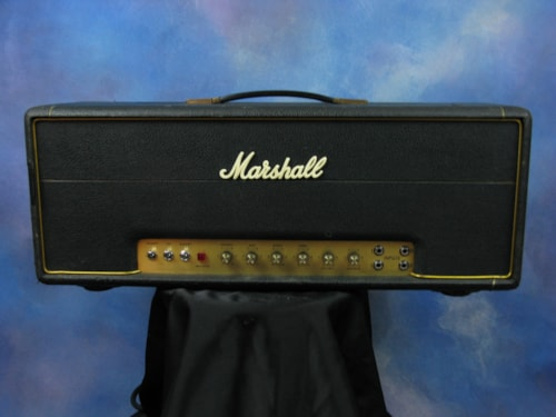 1973 Marshall Super Lead 100