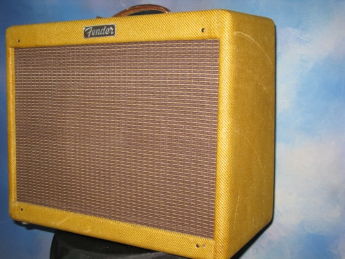 1956 Fender Tweed Vibrolux 5F-11 circuit
