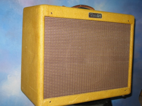 1956 Fender® Tweed Vibrolux® 5F-11 circuit