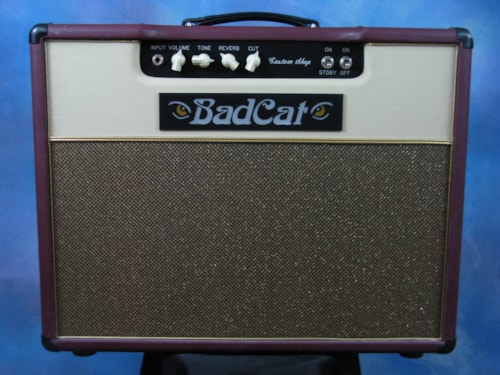 "Bad Cat Custom Shop 1-12"" Combo with Reverb"