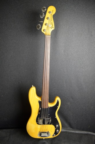 1975 Fender® Precision Bass-Fretless