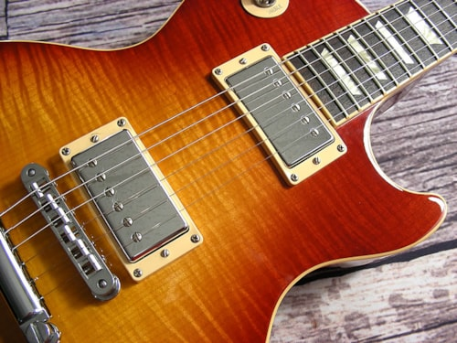 2008 Gibson Les Paul Standard FlameTop