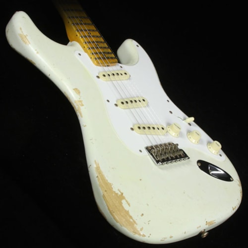 Fender® Custom Shop 2016 Limited Edition '56 Stratocaster® Heavy Relic® Electric Guitar Desert Tan