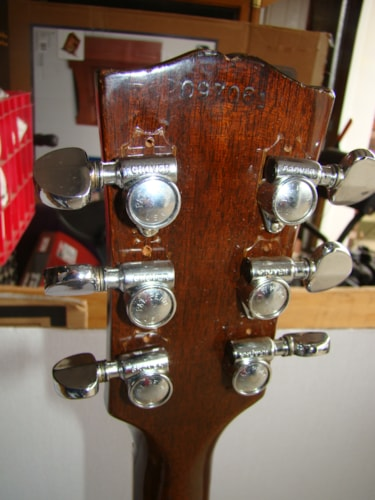 1967 Gibson ES330/335(1972 Gibson pickups)(weight is 6.5 lbs.)