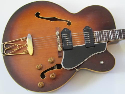 1957 Gibson ES-350T Spruce Top