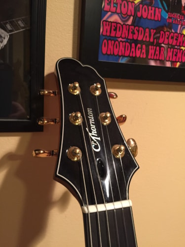 2006 C.P. Thorton Guitars Elite