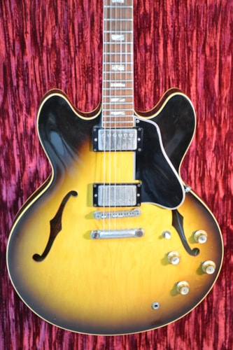 1964 Gibson ES-335 TD Stop Tailpiece