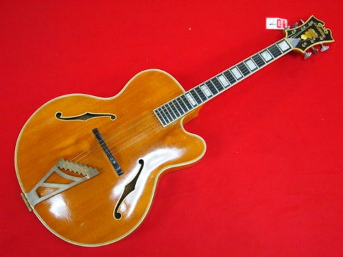 1957 D'Angelico Excel