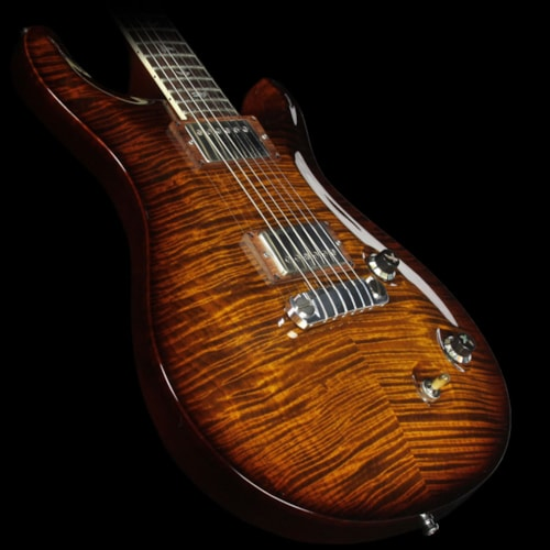 Paul Reed Smith Used 2011 Paul Reed Smith McCarty 58 Artist Top Electric Guitar Black Gold Burst
