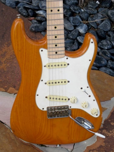 1972 Fender® Stratocaster® owned by Yngwie Malmsteen