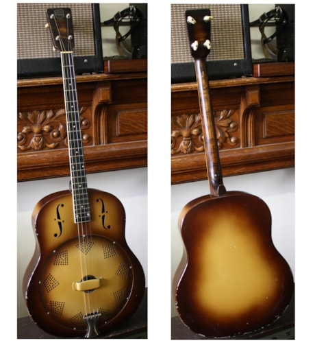 1930 National Triolian Tenor
