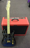 1994 Fender® Telecaster® (James Burton JB)